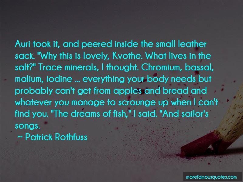 Quotes About Chromium
