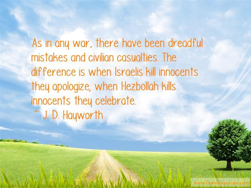 Civilian Casualties Quotes Pictures 3
