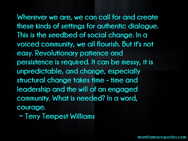 Community Change Quotes Pictures 3