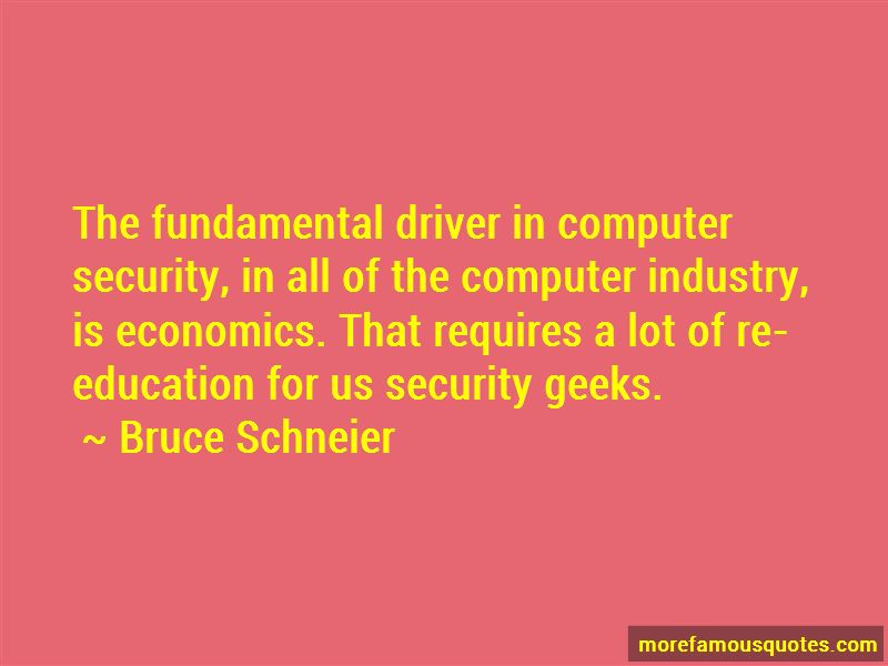 Quotes About Computer Security