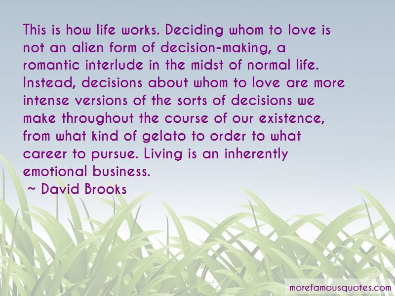 Decisions In Life And Love Quotes Pictures 3