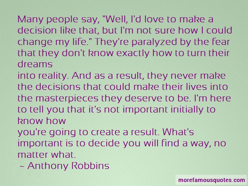 Decisions In Life And Love Quotes Pictures 4