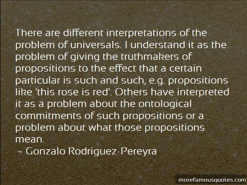 Different Interpretations Quotes Pictures 2