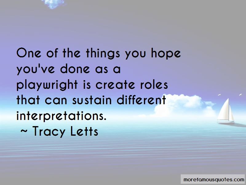Quotes About Different Interpretations