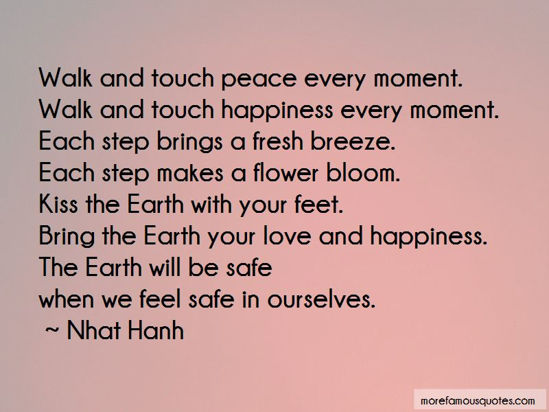 Quotes About Earth And Peace