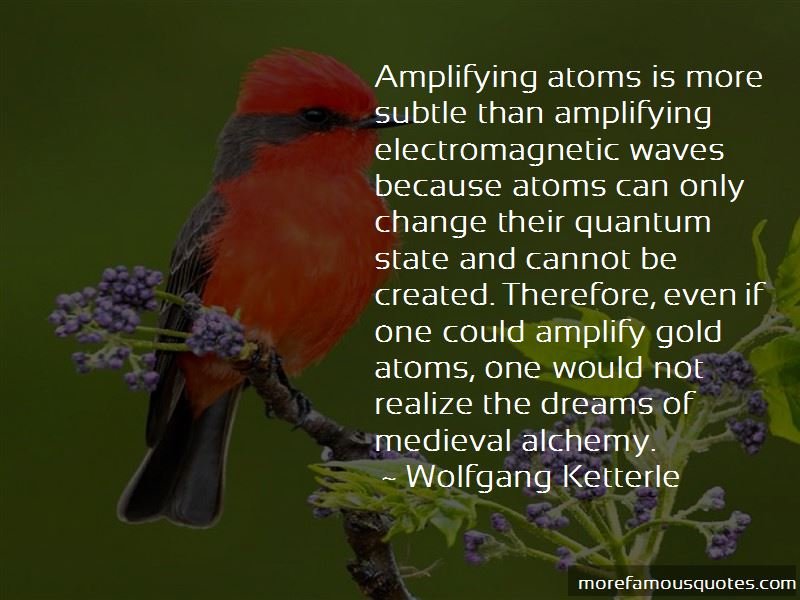 Quotes About Electromagnetic Waves