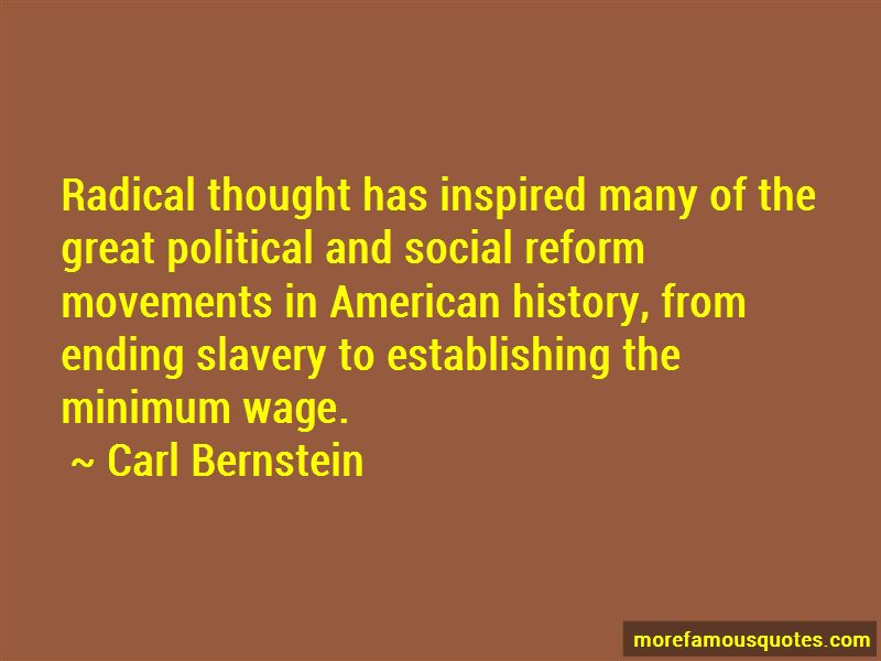 Carl bernstein famous quotes