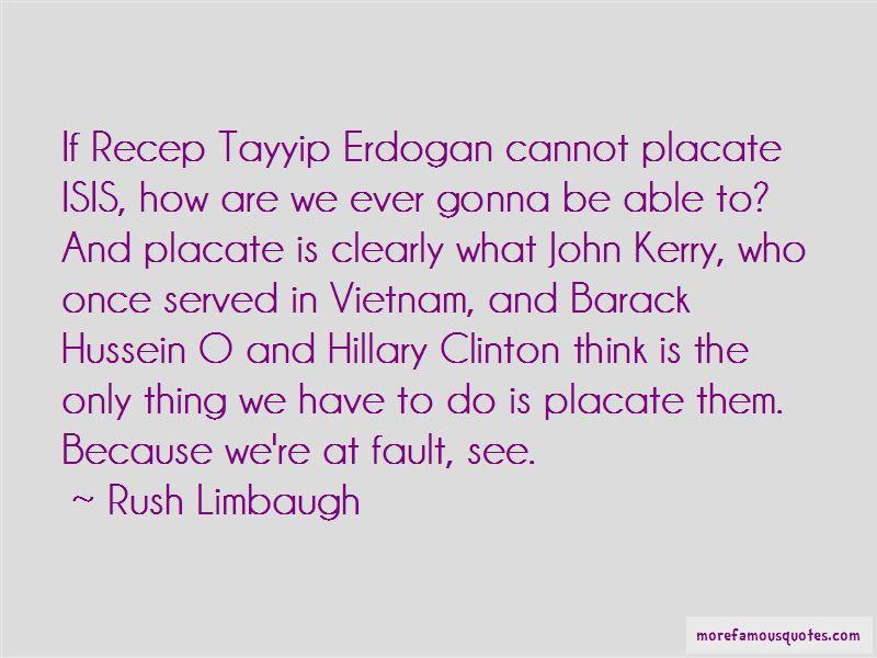 Quotes About Erdogan