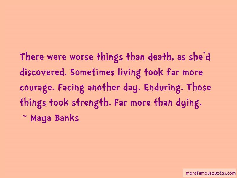 Quotes About Facing Another Day