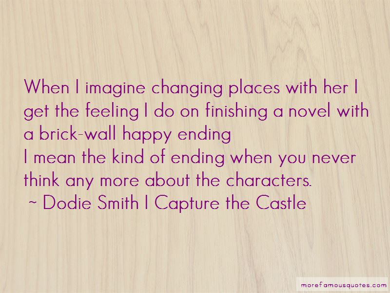 Quotes About Finishing A Novel