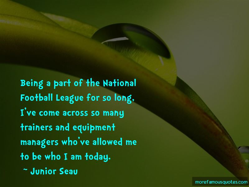 Quotes About Football Trainers