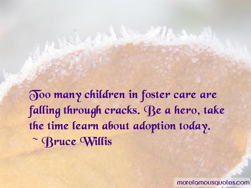 Quotes About Foster Care And Adoption