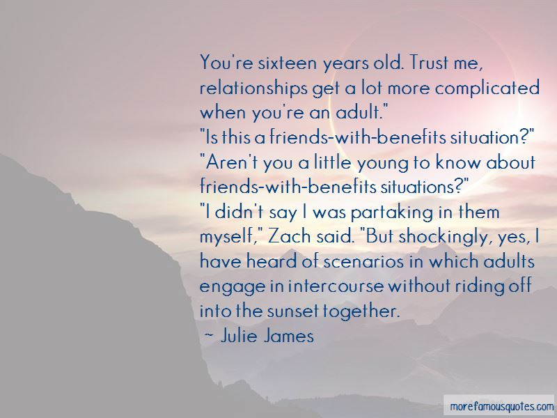 Friends Without Benefits Quotes Pictures 3