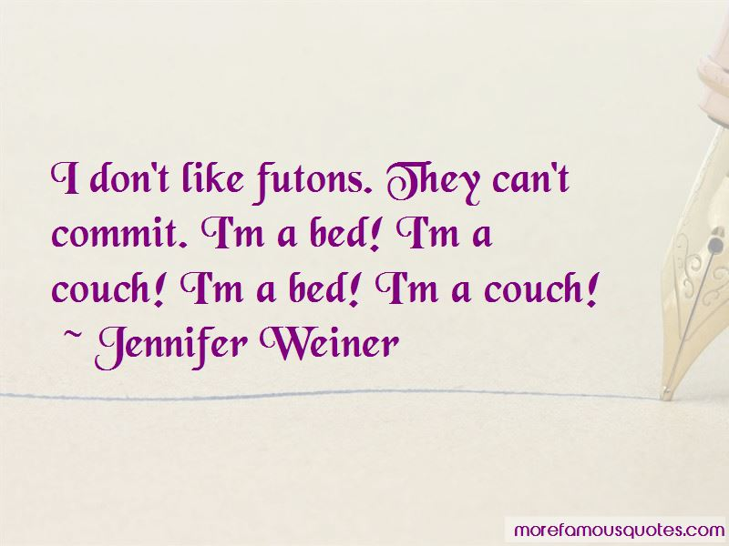 Quotes About Futons