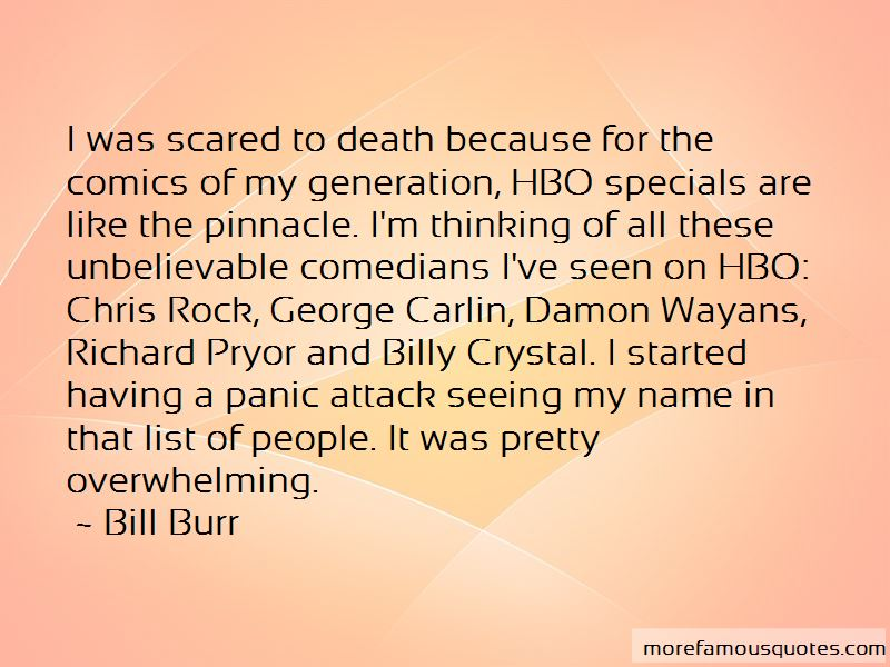 Quotes About George Carlin