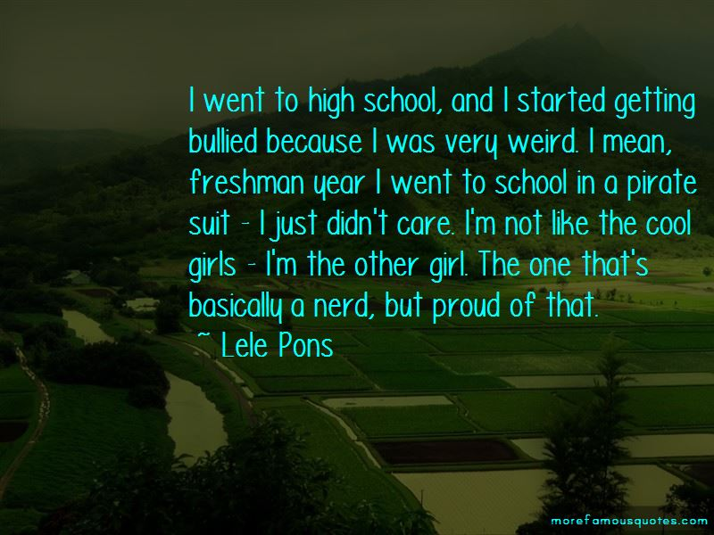 Quotes About Getting Bullied