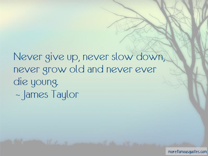 Give Up Never Quotes Pictures 4