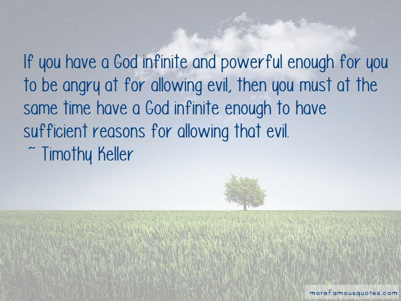 God Allowing Evil Quotes Pictures 4