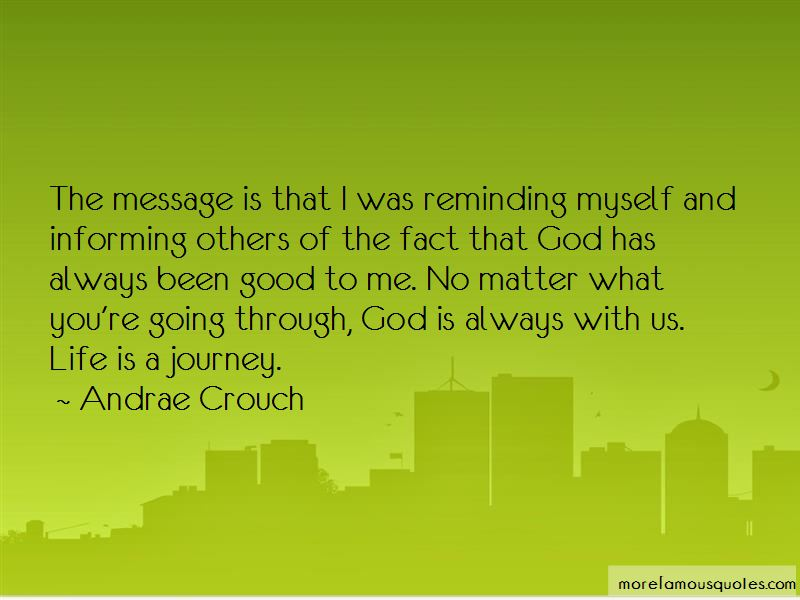 Quotes About God Is Always With Us
