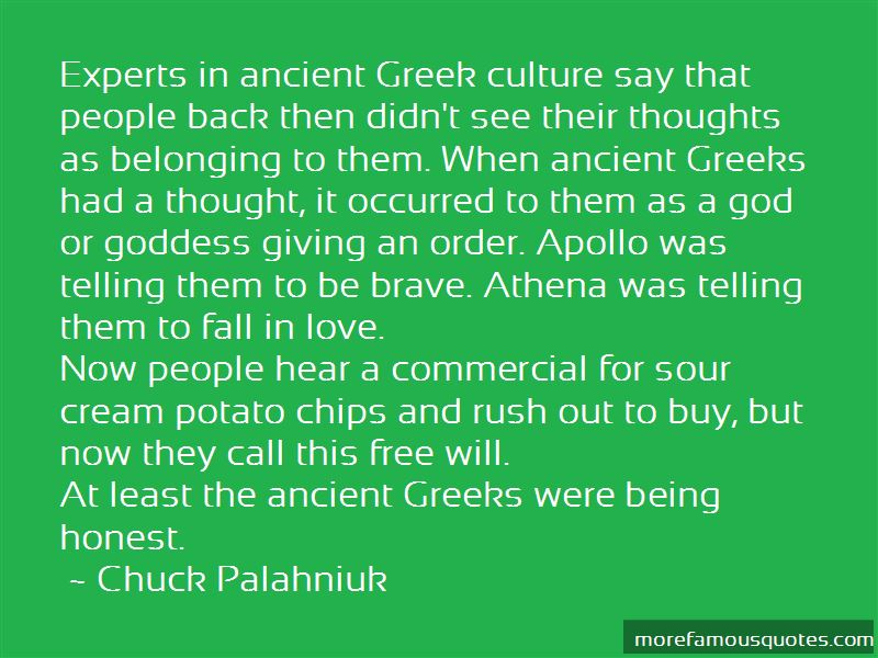 Quotes About Greek Goddess Athena