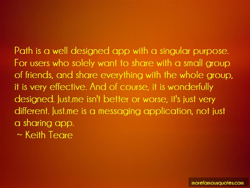 Quotes About Group Messaging