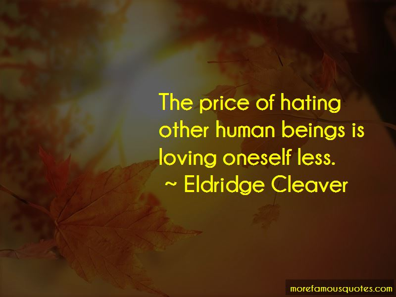 Quotes About Hating Oneself