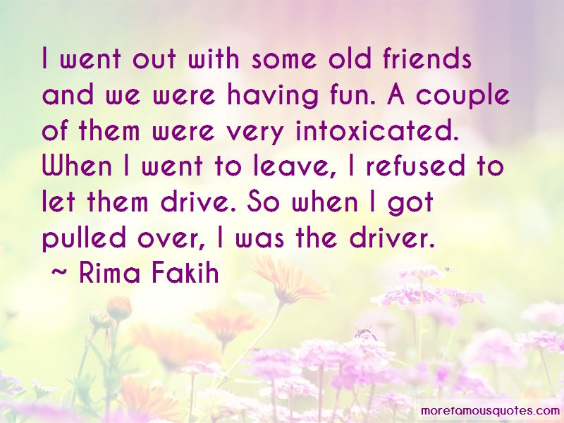 Quotes About Having Fun With Old Friends