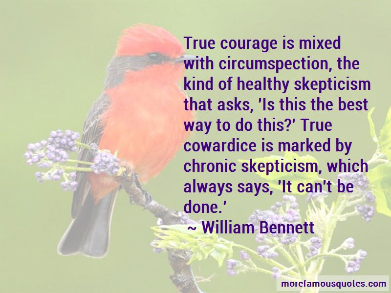 Quotes About Healthy Skepticism