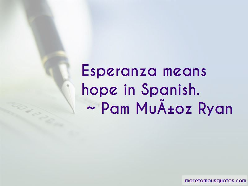 Hope In Spanish Quotes Pictures 2