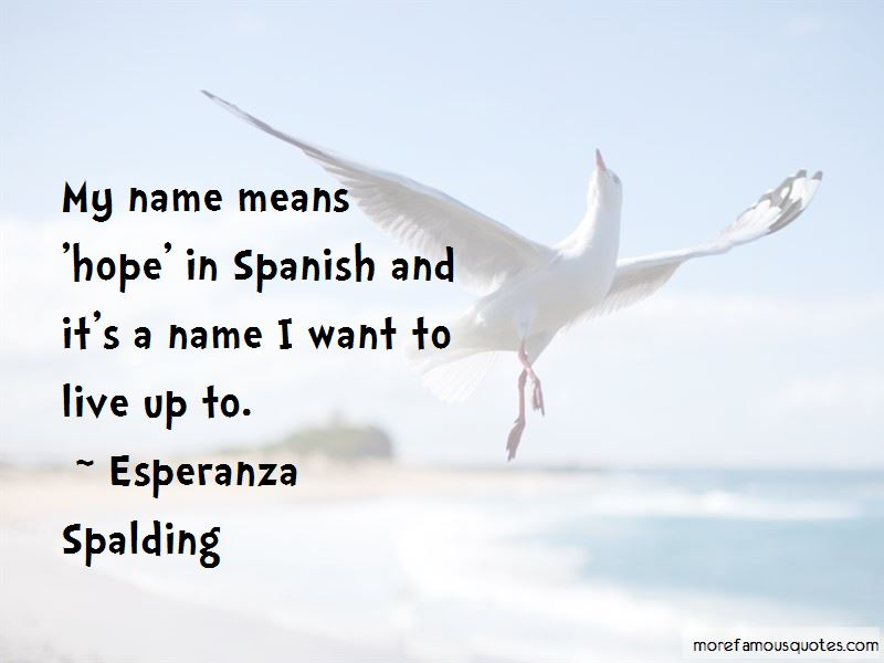 Quotes About Hope In Spanish