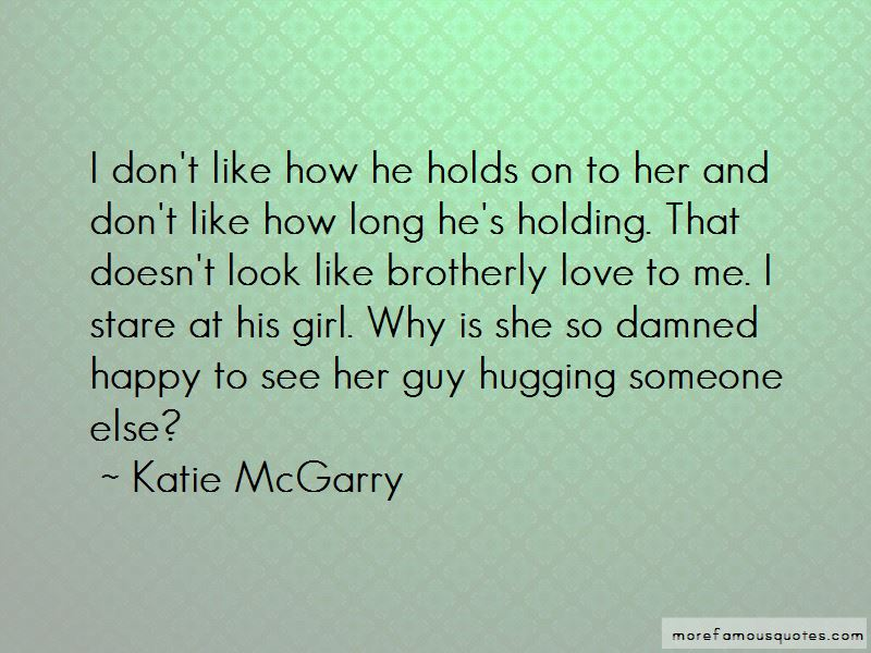 Quotes About Hugging Someone