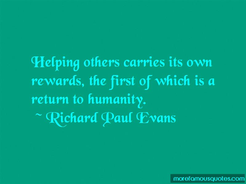 Quotes About Humanity And Helping Others