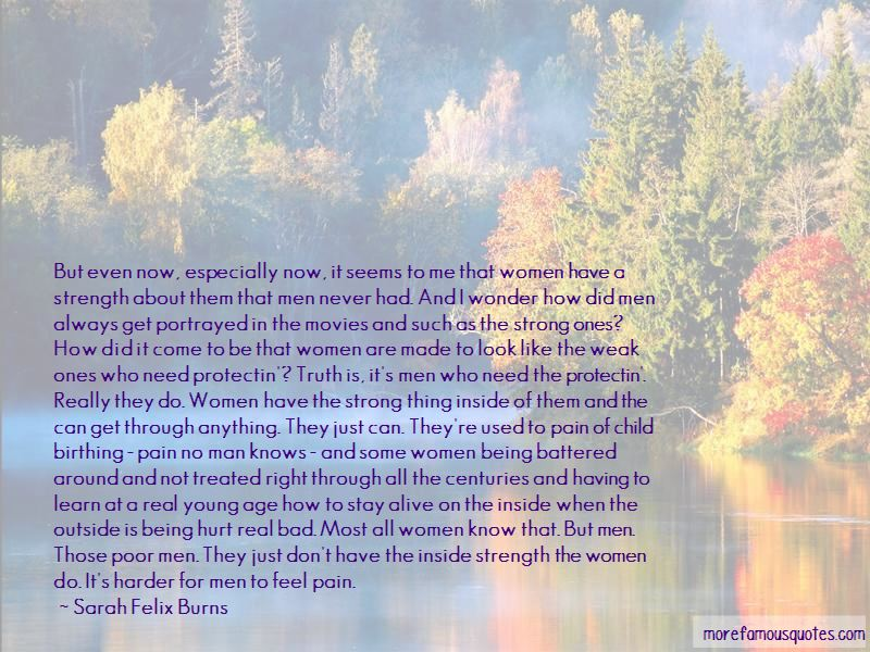 Quotes About Hurt And Being Strong