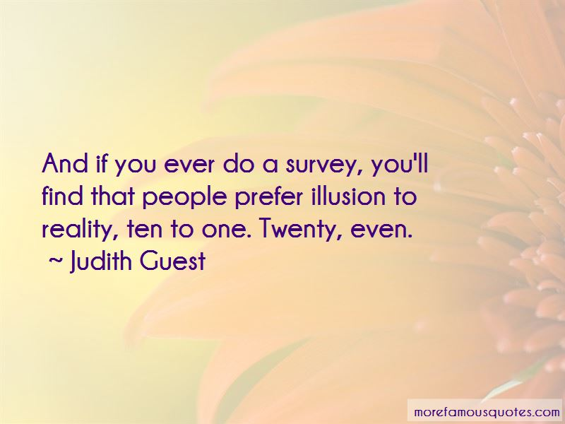 Quotes About Illusion Vs Reality