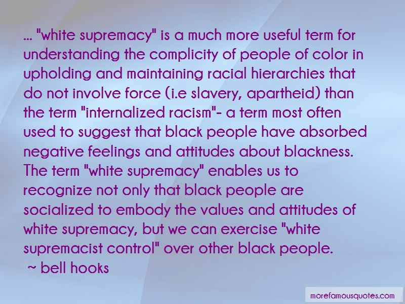 Internalized Racism Quotes Pictures 3