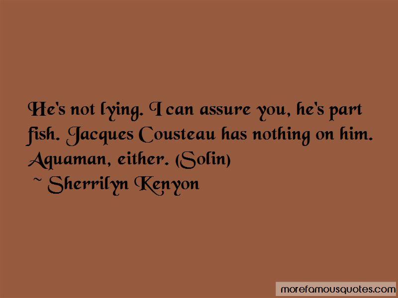 Quotes About Jacques Cousteau
