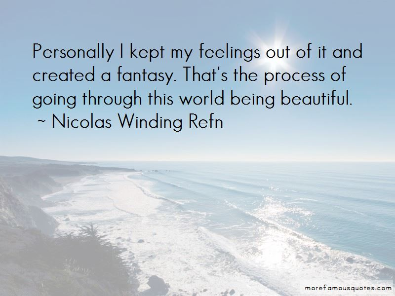 Quotes About Kept Feelings