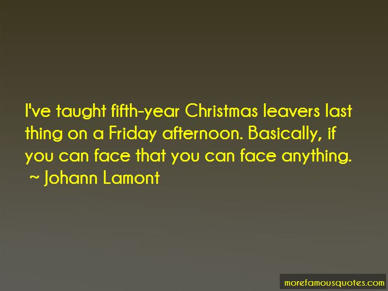 Quotes About Last Friday Of The Year