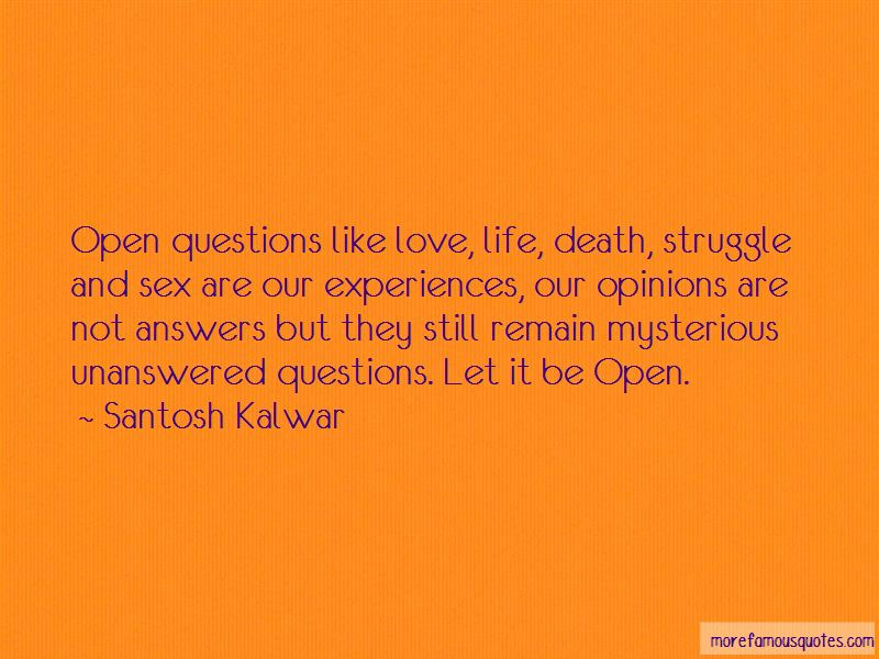 Quotes About Life And Death Experiences Top 34 Life And Death