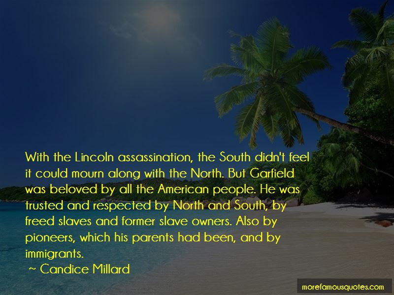 Quotes About Lincoln Assassination