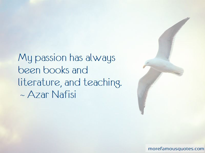 Quotes About Literature And Teaching