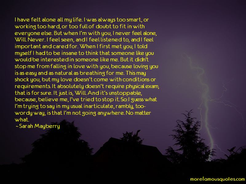 Quotes About Loving Someone No Matter What: top 11 Loving ...