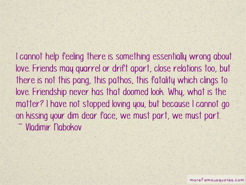 Quotes About Loving Your Friendship. U201c