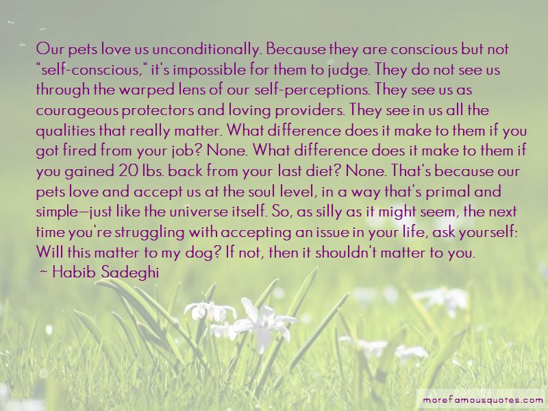 Quotes About Loving Yourself Unconditionally