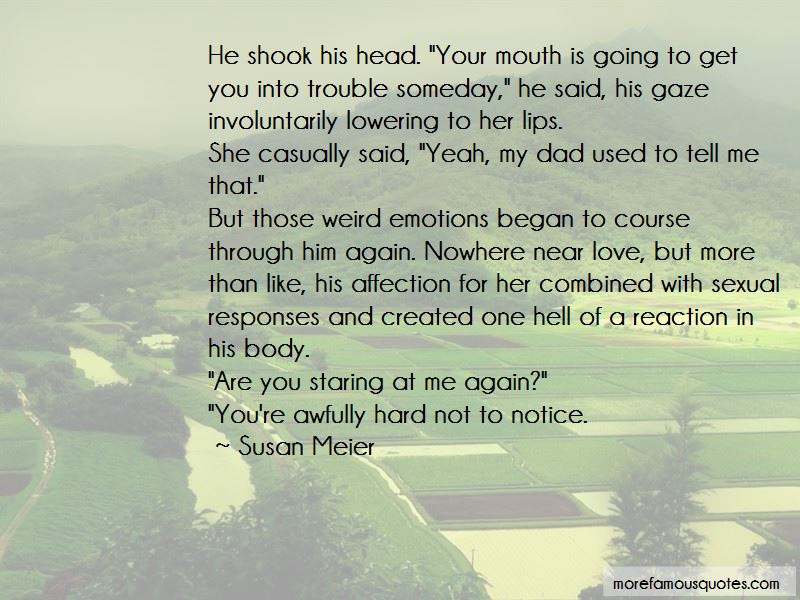 Quotes About Lowering Your Gaze
