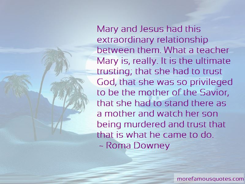Mary And Jesus Quotes Pictures 2