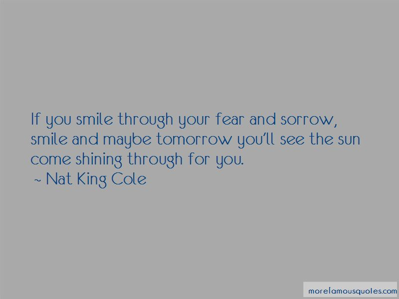Maybe Tomorrow Quotes Pictures 2
