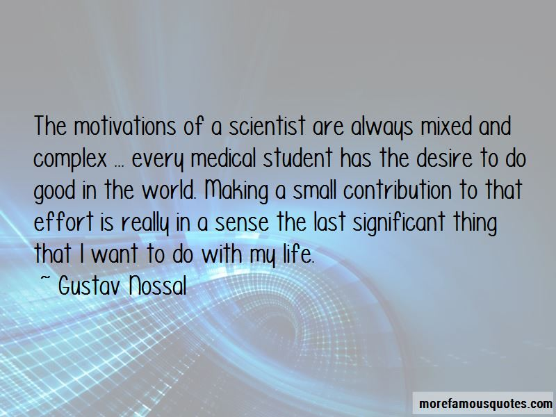 Quotes About Medical Student Life