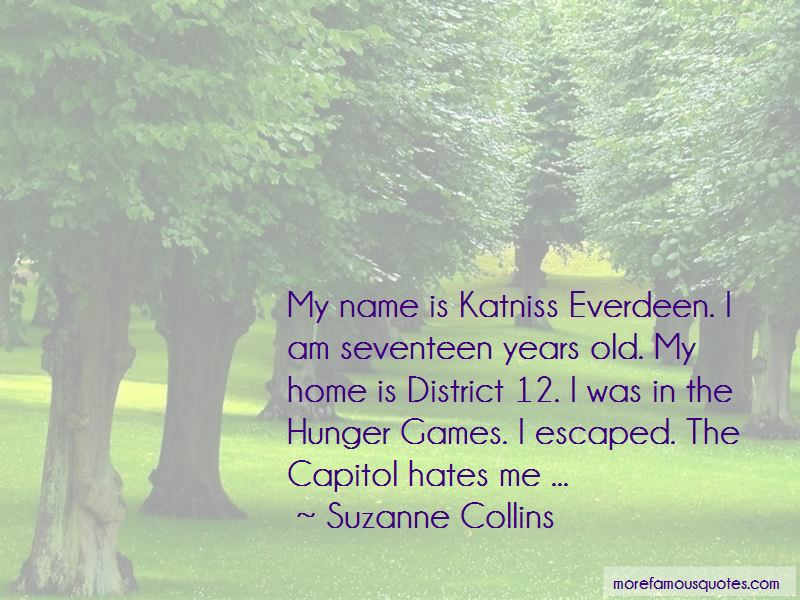 Quotes About Mr Everdeen