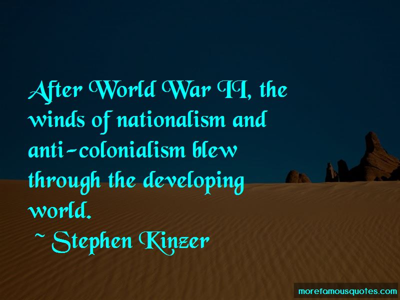 Quotes About Nationalism In World War 1